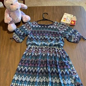 Other - Lot of 3 girls dresses and 1 sweater